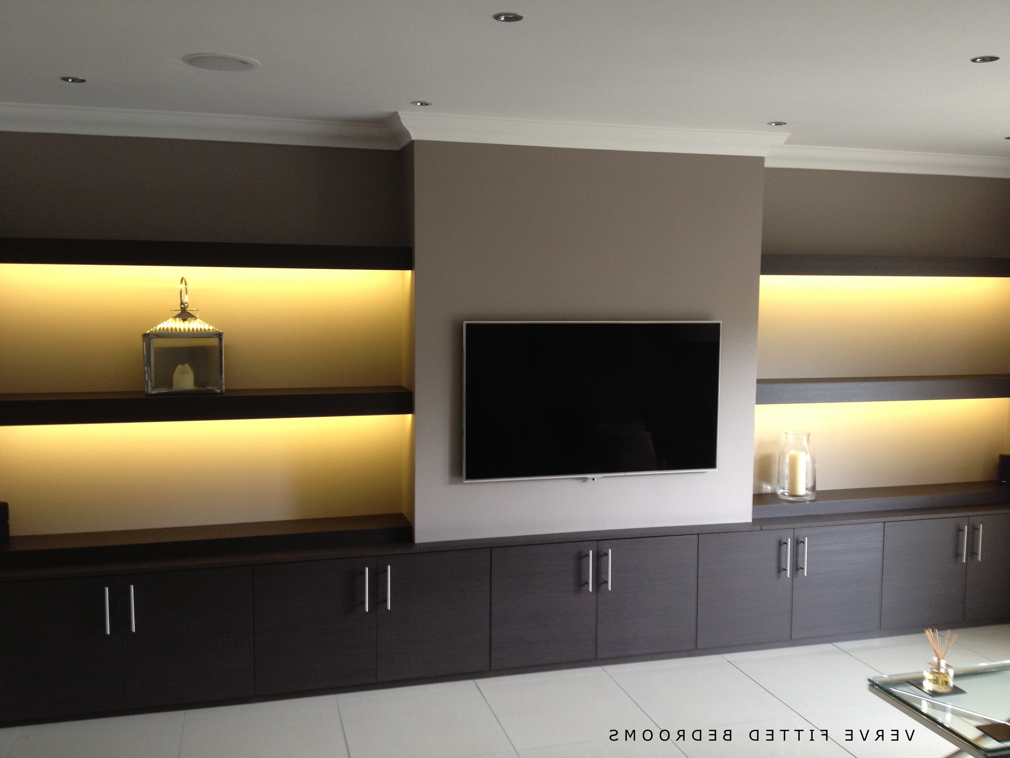 Fashionable Bespoke Tv Stands Within Tv Media Furniture – Home Design Ideas And Pictures (View 7 of 15)
