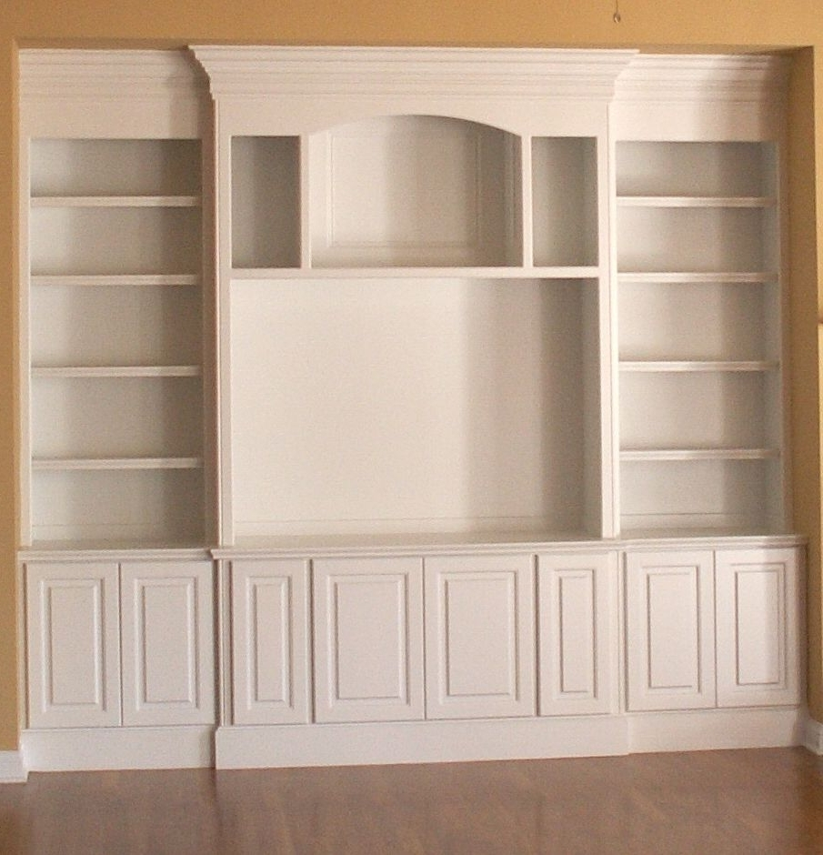 Fashionable Large Bookcases Plans Pertaining To Built In Book Cases Sahm One Bookcase Plans Plans – Surripui (View 6 of 15)