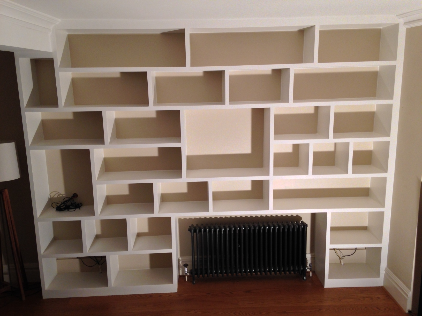 Fashionable London Custom Carpenters With Regard To Bespoke Shelving (View 11 of 15)