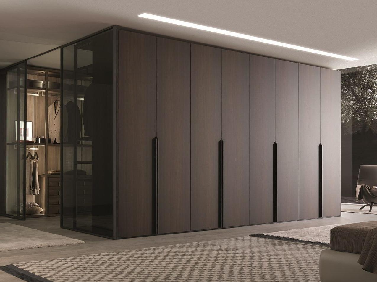 Fashionable Solid Wood Built In Wardrobes With Regard To Milano Armario De Madera Macizamisuraemme / Idea Para Separar (View 4 of 15)