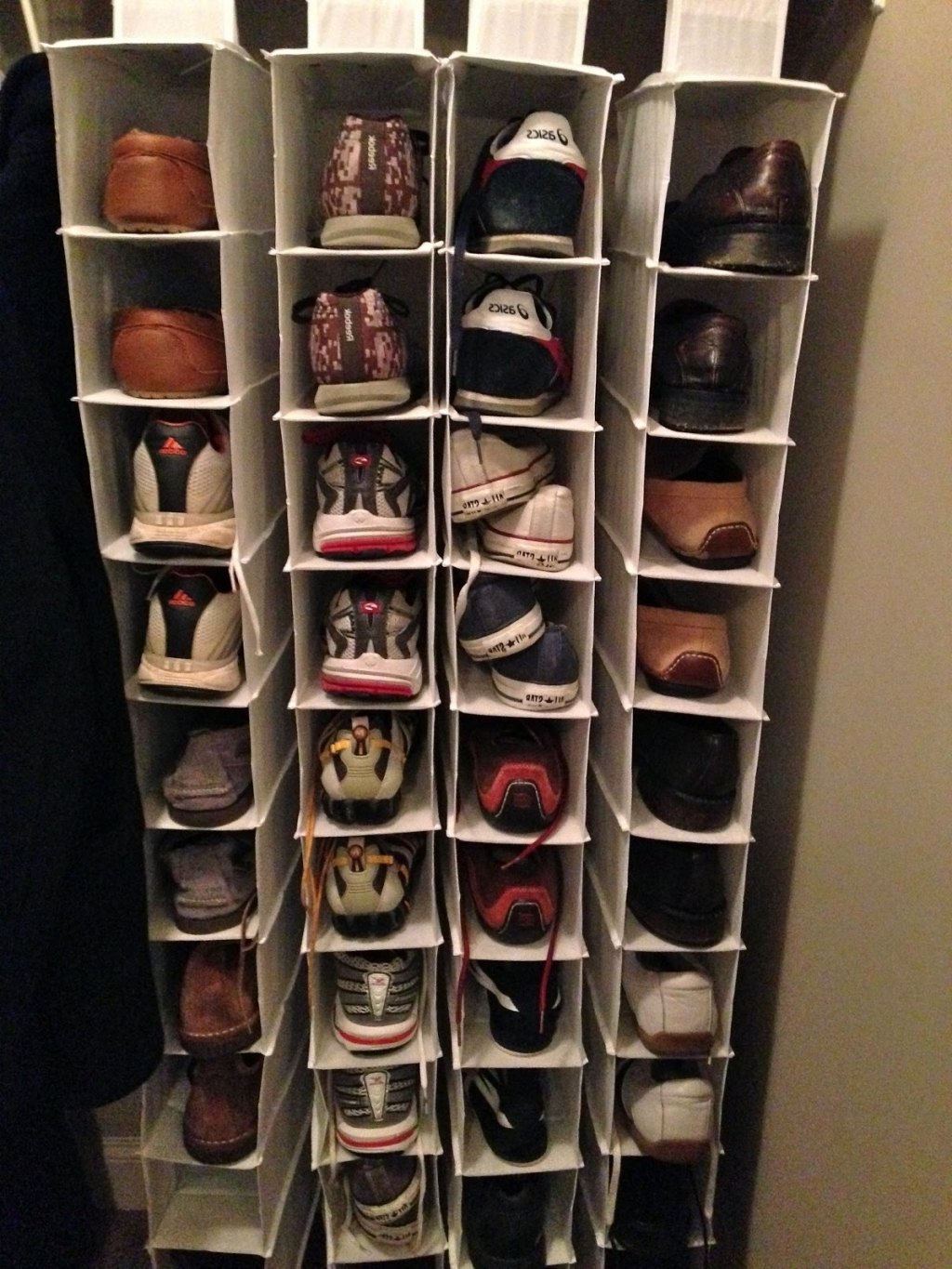 Fashionable Storage : Shoe Closet Ideas Lovely Small Closet Shoe Storage Ideas In Wardrobes Shoe Storages (View 6 of 15)