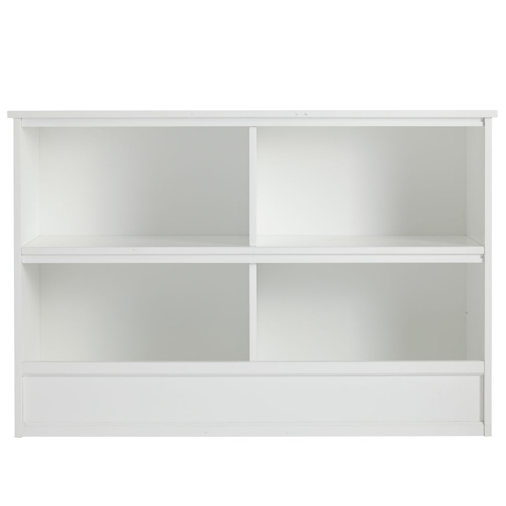Fashionable White Bookcases With White Bookcase Headboard Queen For Salewhite Bookcases Ikea (View 7 of 15)