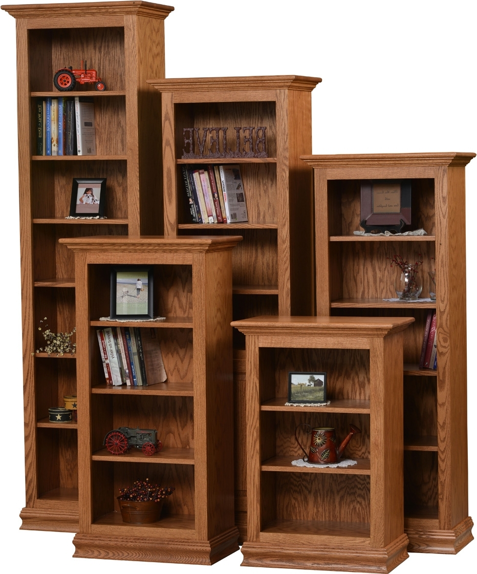 Favorite Ashery Traditional Bookcases – Town & Country Furniture Throughout Traditional Bookcases (View 5 of 15)