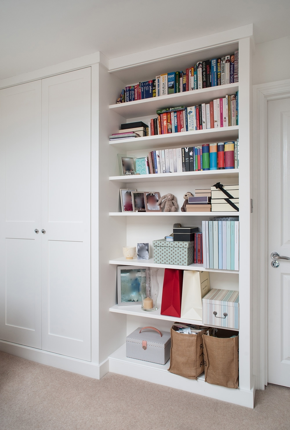 Favorite Bespoke Cupboard Regarding Bespoke Fitted Wardrobes And Cupboards (View 10 of 15)