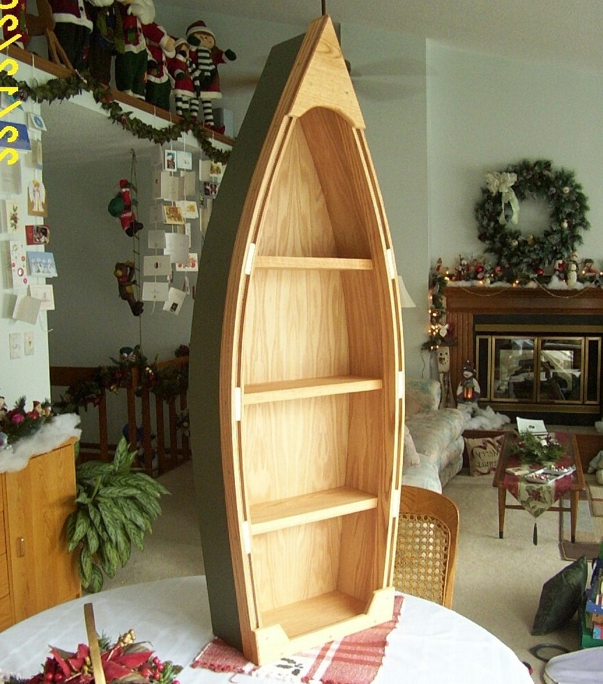 Favorite Boat Shaped Bookcases Inside 43 Boat Book Shelf, Gret: How To Get Boat Shaped Bookshelf Plans (View 10 of 15)