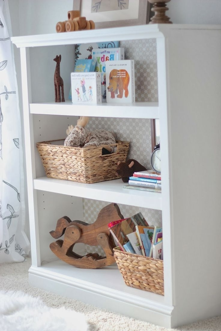 Featured Photo of Nursery Bookcases