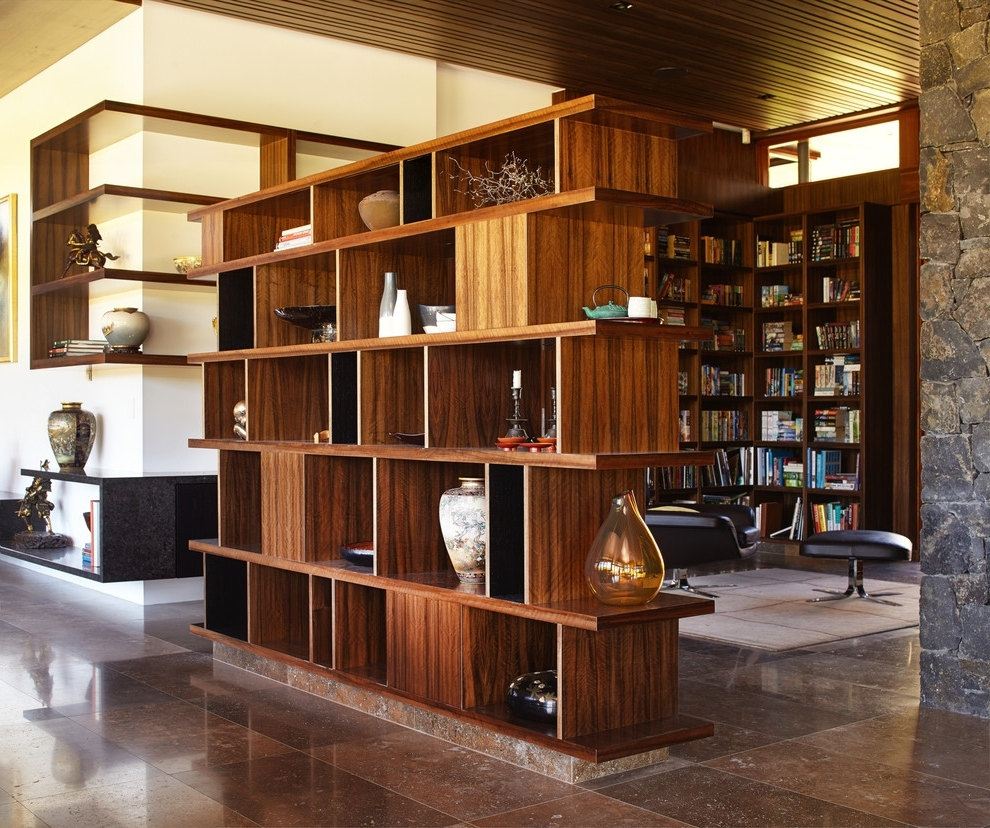 Favorite Bookcases Room Divider With Bookcase Room Dividers Hall Asian With Vases As Divider Brown (View 5 of 15)