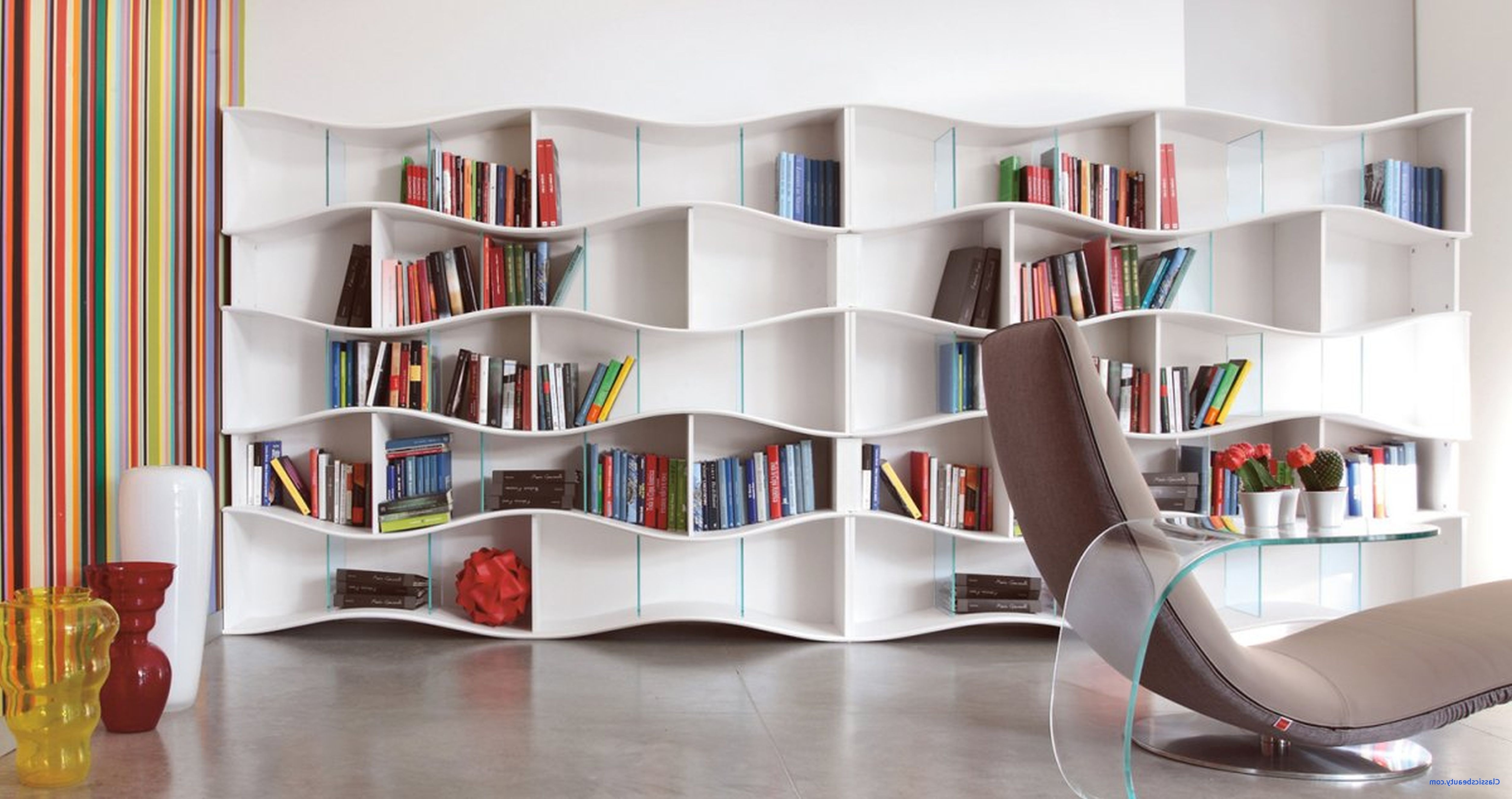 Top 15 of Bookshelves Designs For Home