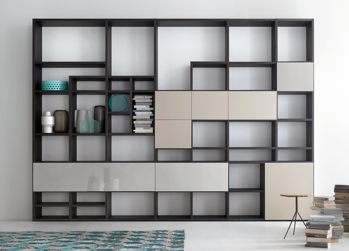 Favorite Custom Bookcase Bookcase Wall Units Artisan Custom Bookcases Pertaining To Wall Bookcases (View 9 of 15)