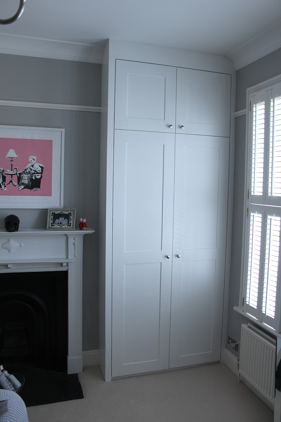 Favorite Fitted Wardrobes, Bookcases, Shelving, Floating Shelves, London Throughout Made To Measure Cabinets (View 3 of 15)