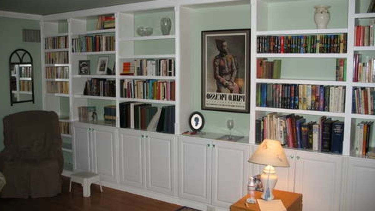 Favorite Get Built In Bookcases Inexpensivelyusing Pre Made Parts With Regard To Built In Bookcases Kit (View 8 of 15)