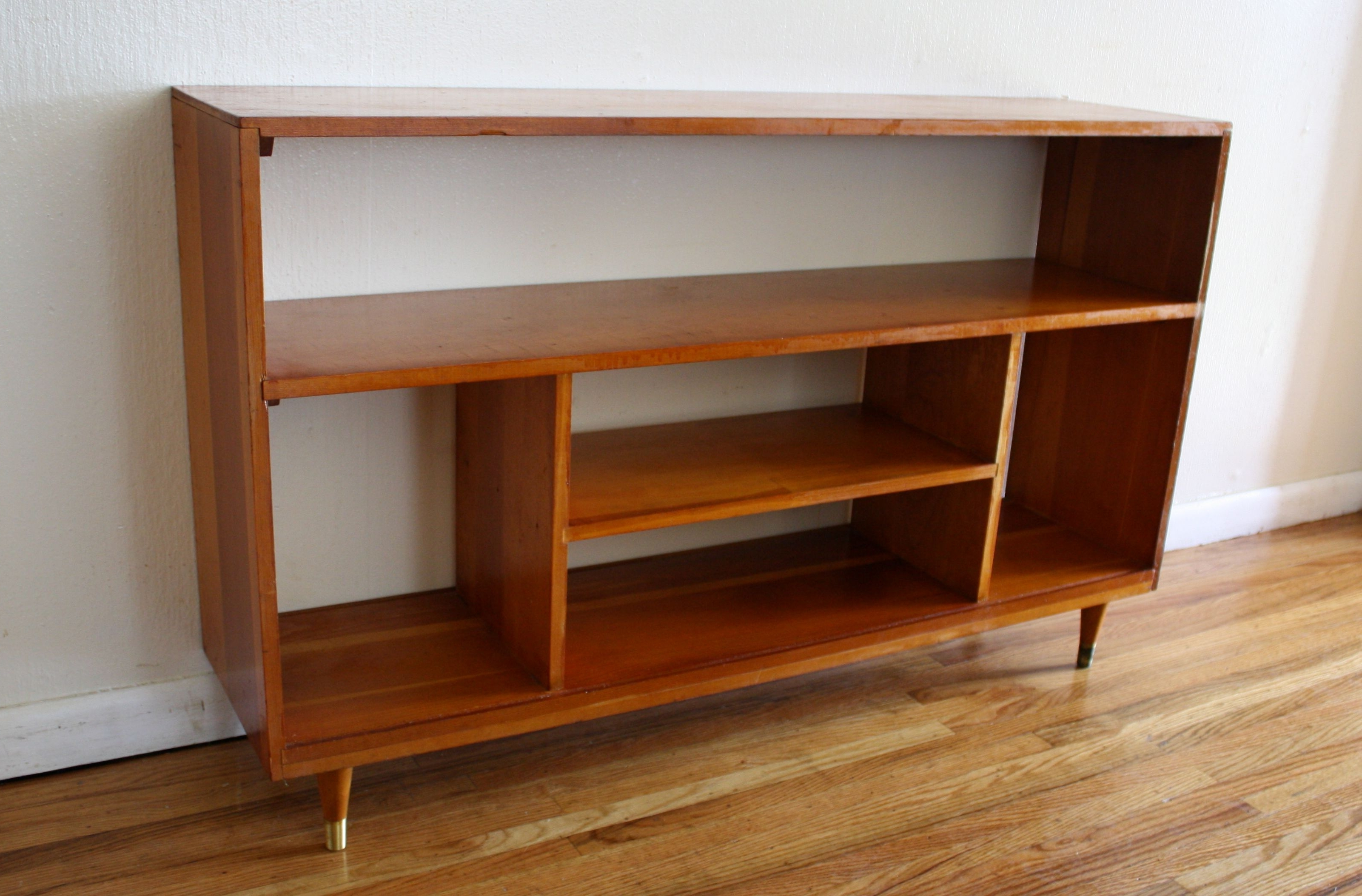 Favorite Humby Decoration Mid Century Modern Bookshelf Storage Style Intended For Mid Century Bookcases (View 5 of 15)