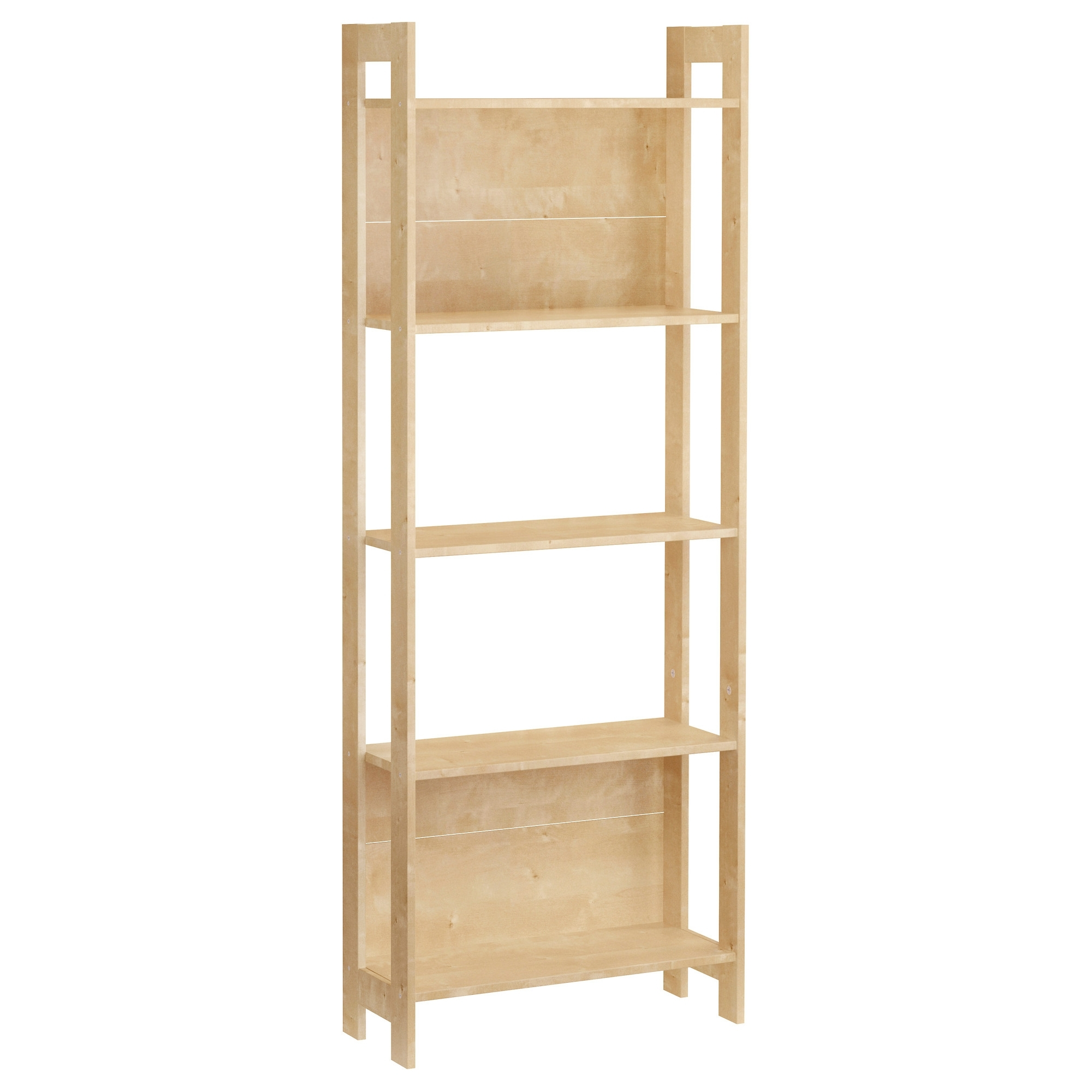 Favorite Laiva Bookcase Birch Effect 62X165 Cm – Ikea Pertaining To Laiva Bookcases (View 5 of 15)