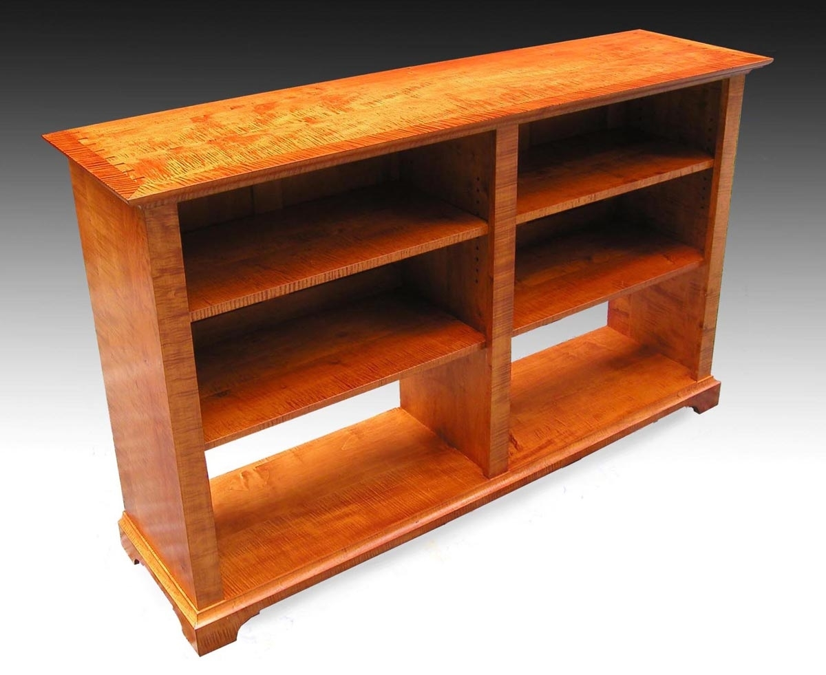 Favorite Maple Bookcases Pertaining To Fresh Maple Bookcase With Doors # (View 7 of 15)