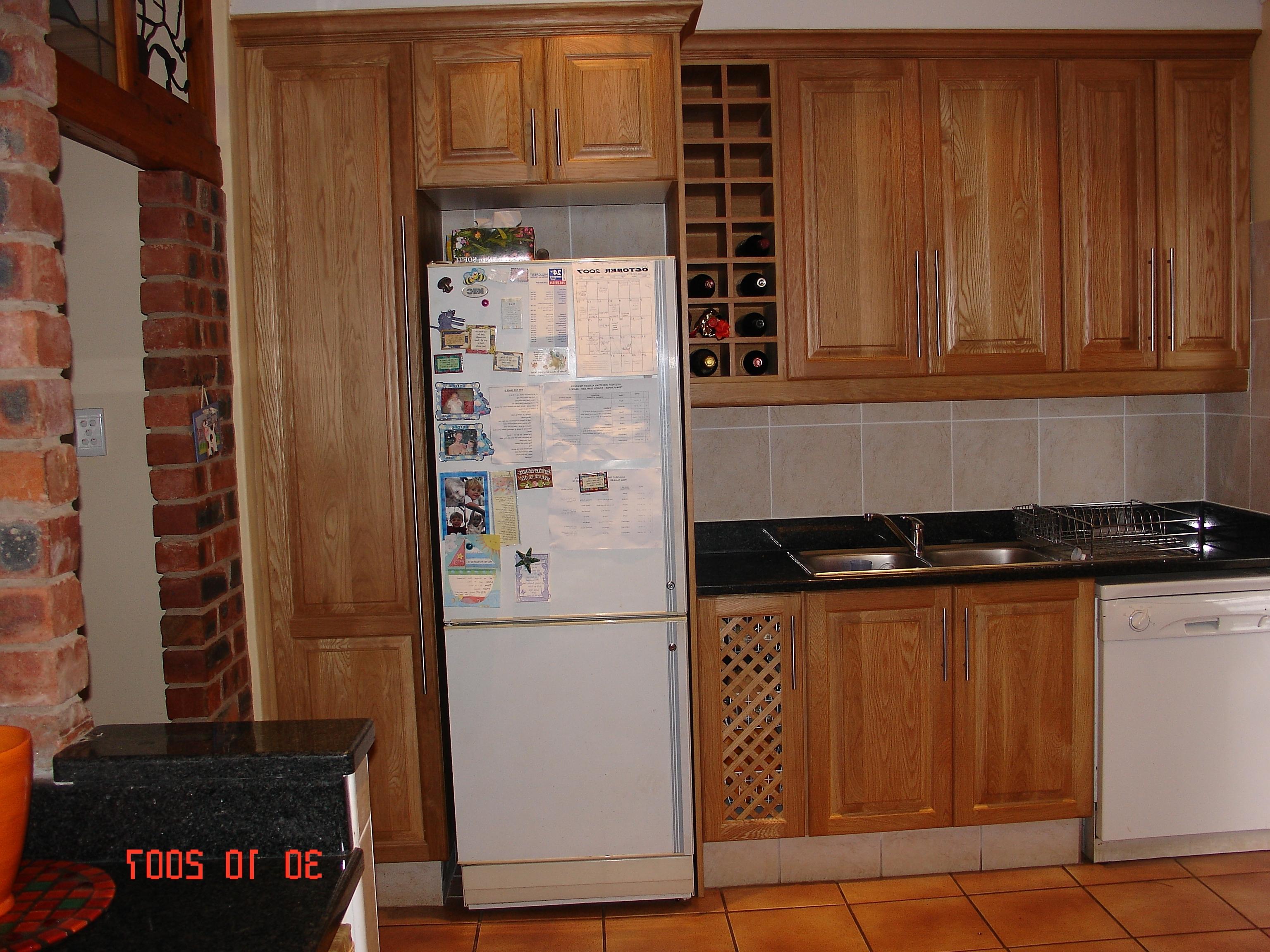 Favorite Oak Cupboards Inside Oak Cupboards – Nico's Kitchens (View 4 of 15)