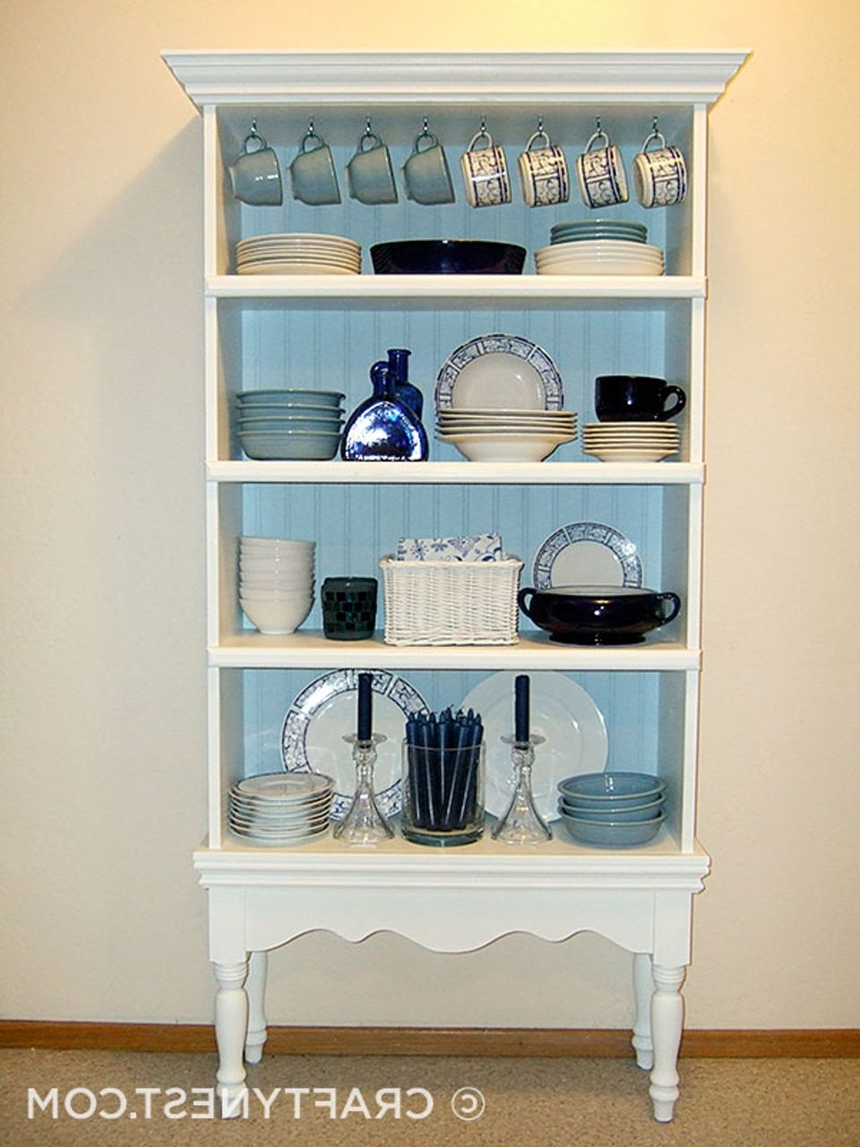 Favorite Repurpose Bookcases For Bookshelf Ideas: 25 Diy Bookcase Makeovers (View 14 of 15)