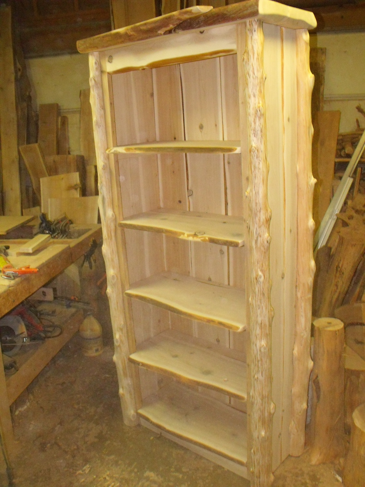 Favorite Rustic Bookcases Inside Rustic Bookcases  Rustic Bookcases (View 4 of 15)