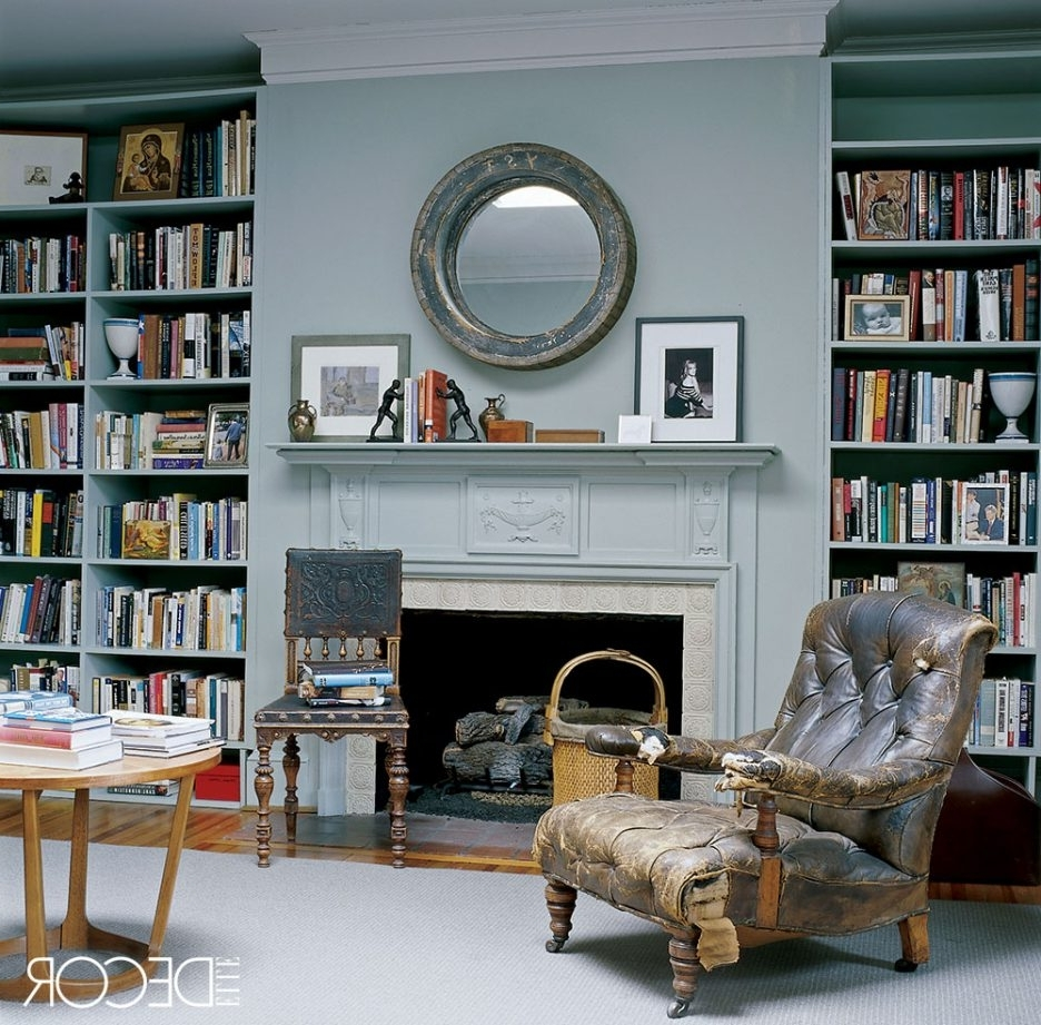 Favorite Sofa Between Bookcases Bookshelf Ideas For Small Spaces How To Throughout Sofa Bookcases (View 4 of 15)