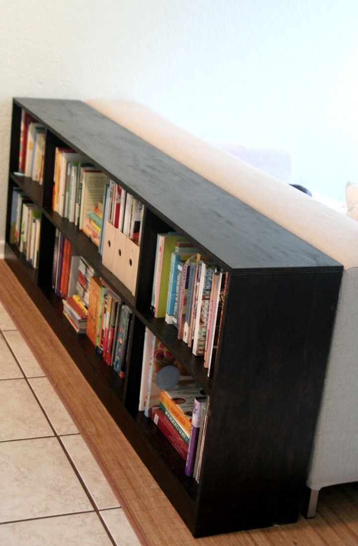 Favorite Sofa Bookcases In Table Captivating 25 Best Bookcase Behind Sofa Ideas On Pinterest (View 5 of 15)