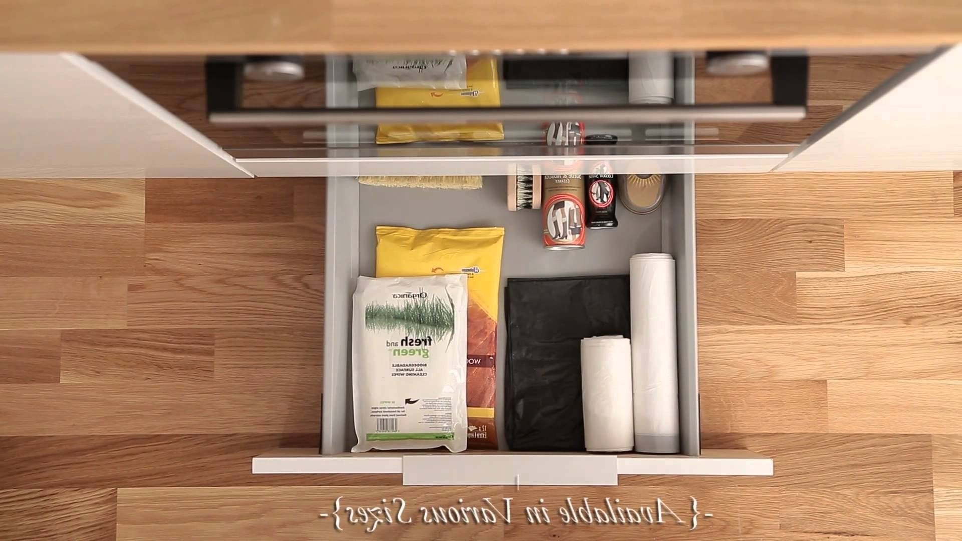 Favorite Under Oven Plinth Storage Drawer – Youtube With Plinth Drawer (View 14 of 15)