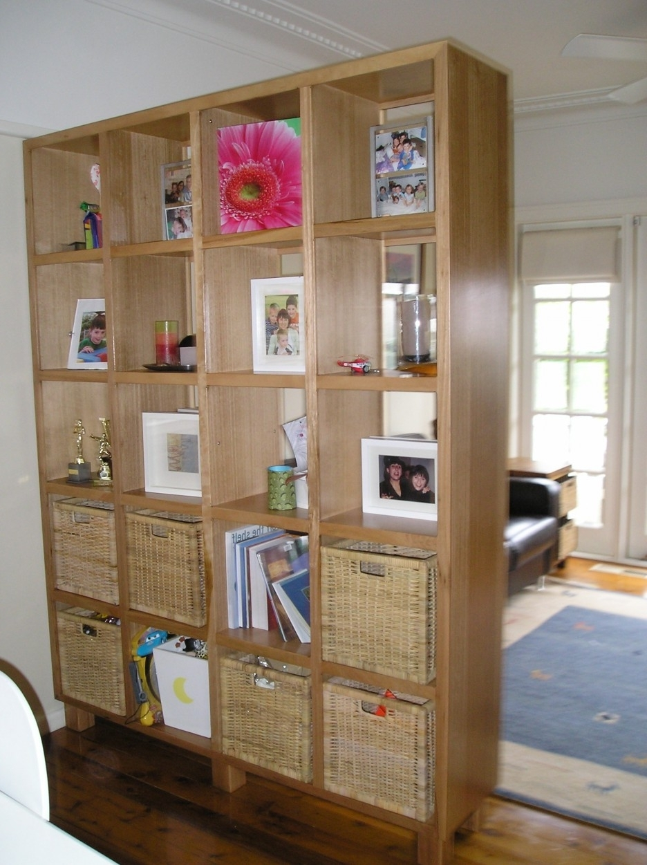 Favorite Wooden Bookcase Room Dividers : Bookcase Room Dividers Benefits Throughout Bookcases Room Divider (View 10 of 15)