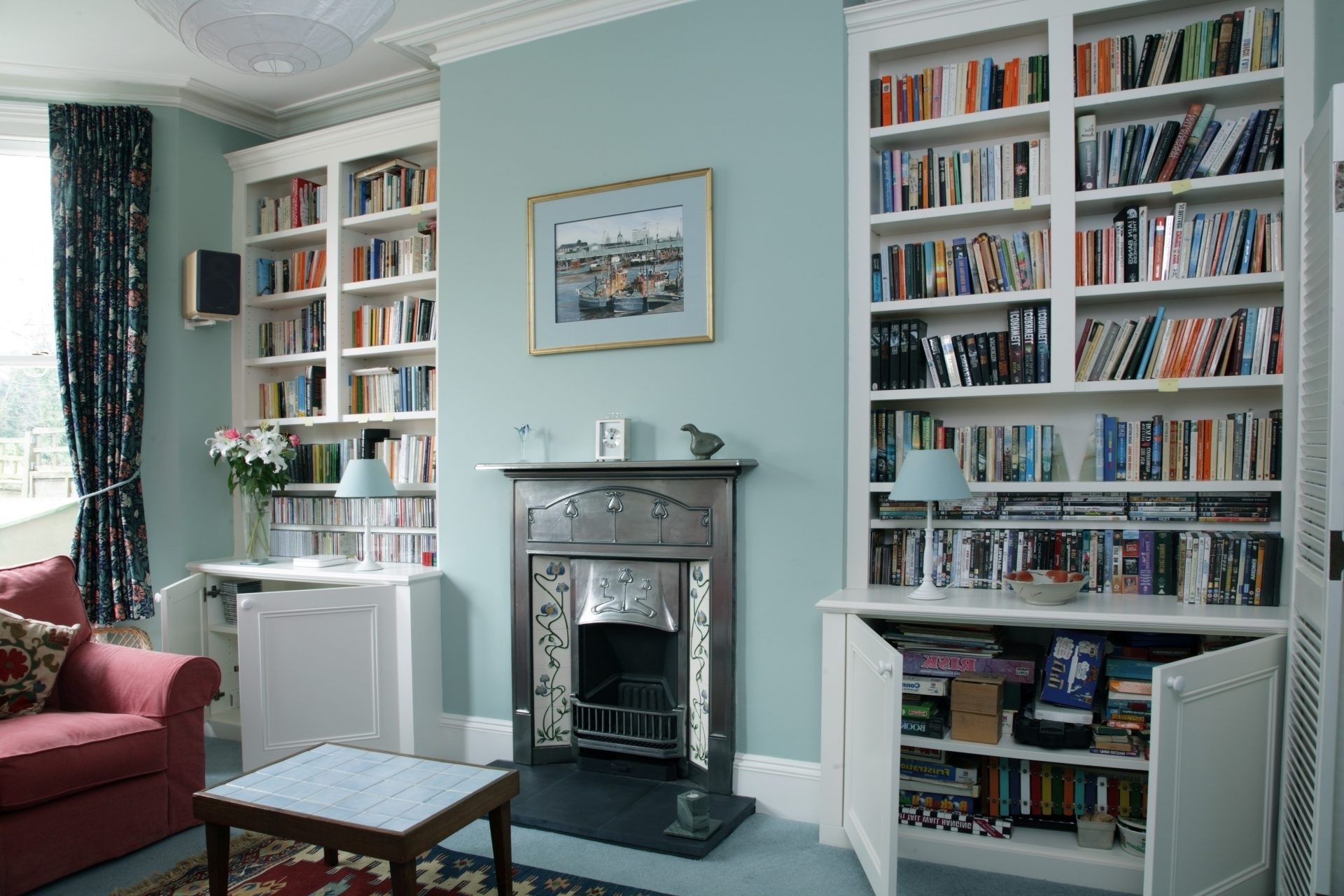 Fitted Bookcases Within Latest ♛ Bookcases London (View 8 of 15)