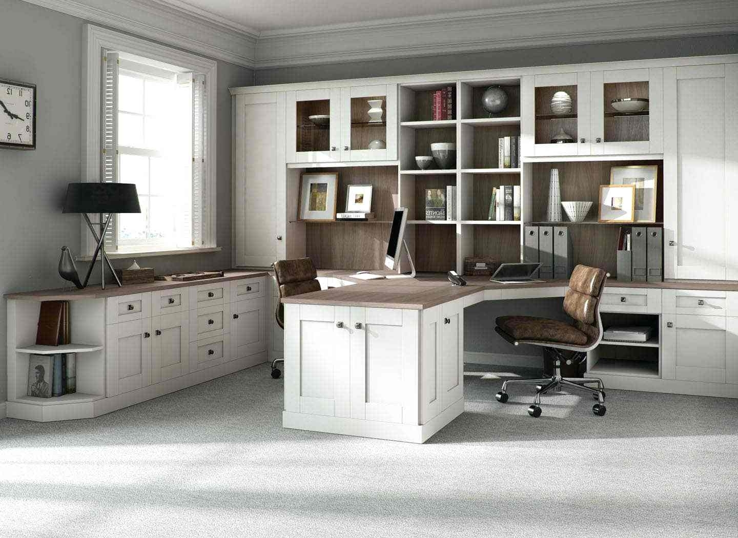 2019 popular fitted office furniture