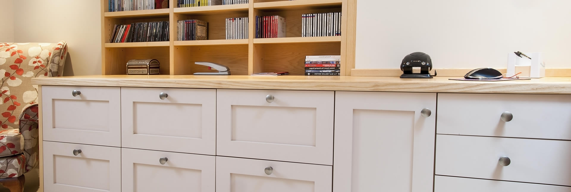 Fitted Office Furniture Inside Widely Used Fitted Study Furniture Specialists (View 8 of 15)