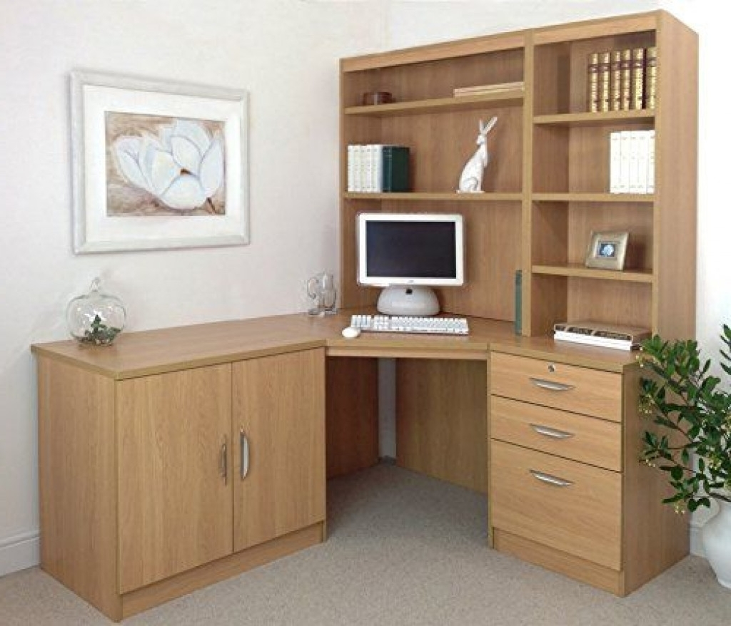 Fitted Office Furniture With Regard To Most Current Home Office Furniture Uk Home Office Furniture Uk Home Office (View 9 of 15)