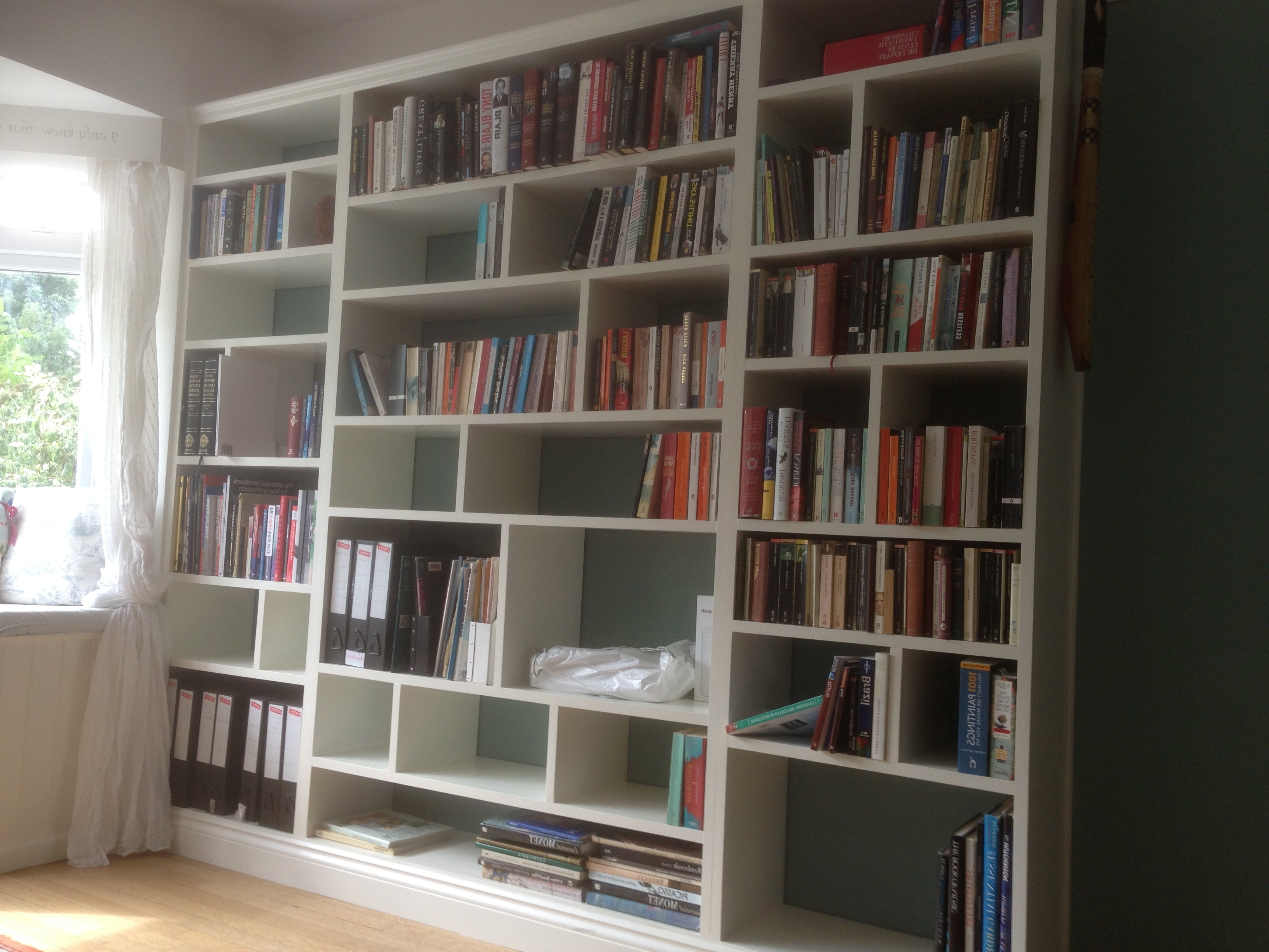 Fitted Shelving In Latest Fitted Shelving, Cupboards And Flooring – P D Carpentry & Building (View 6 of 15)