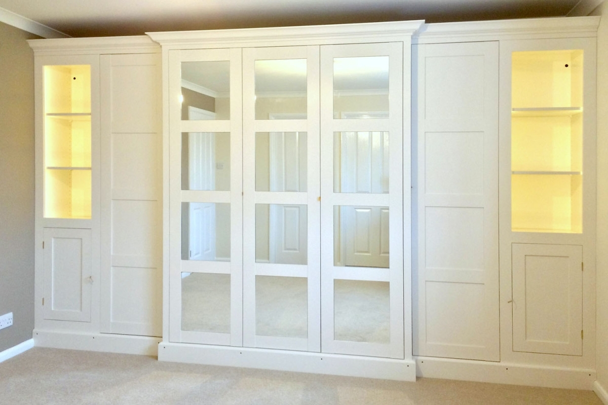 Fitted Wardrobe Depth Inside Current Pax Traditional Fitted Wardrobe Hack – Ikea Hackers (View 6 of 15)