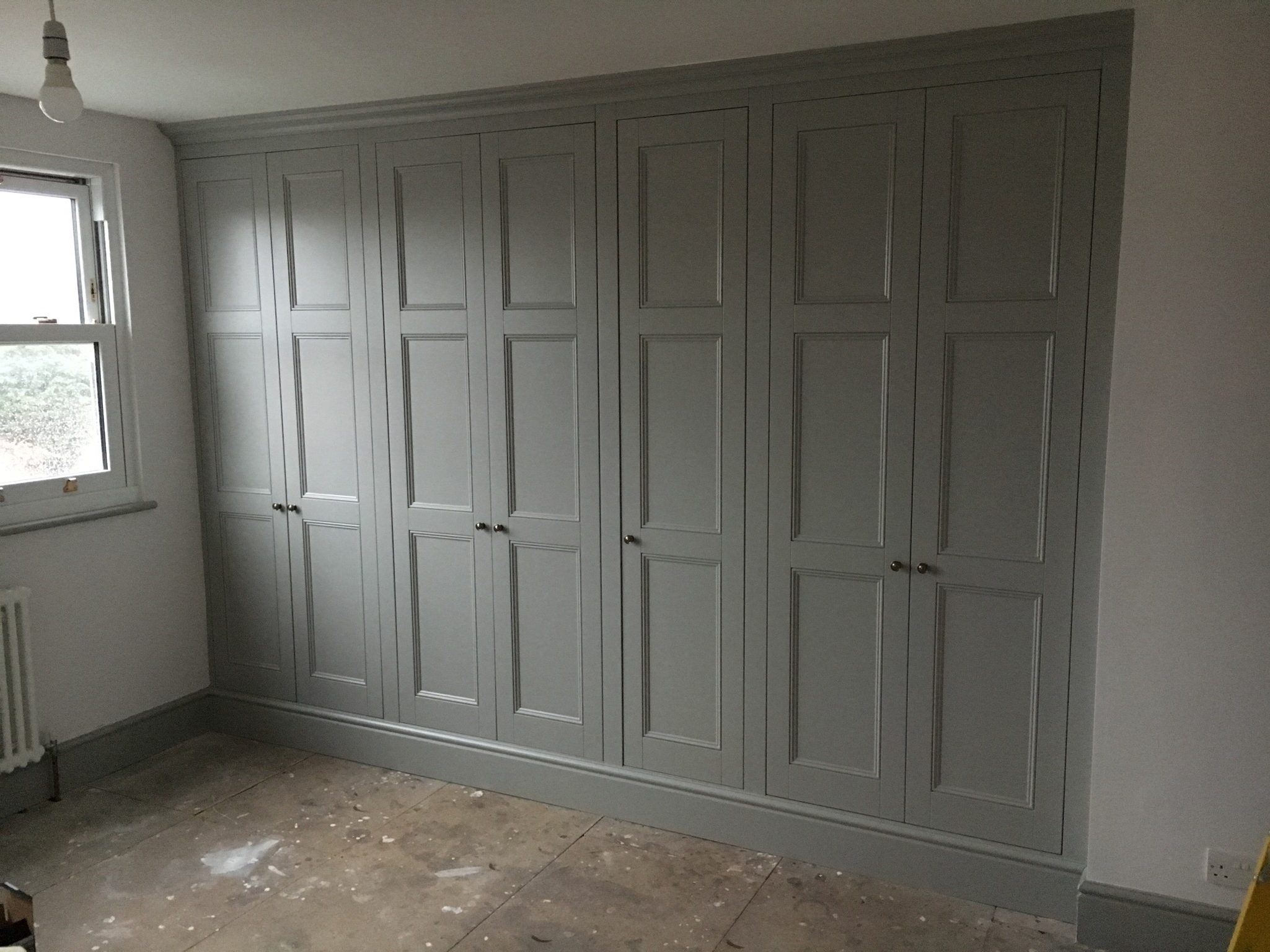 Fitted Wardrobes – The Little Woodshed With Regard To Trendy Fitted Wooden Wardrobes (View 7 of 15)