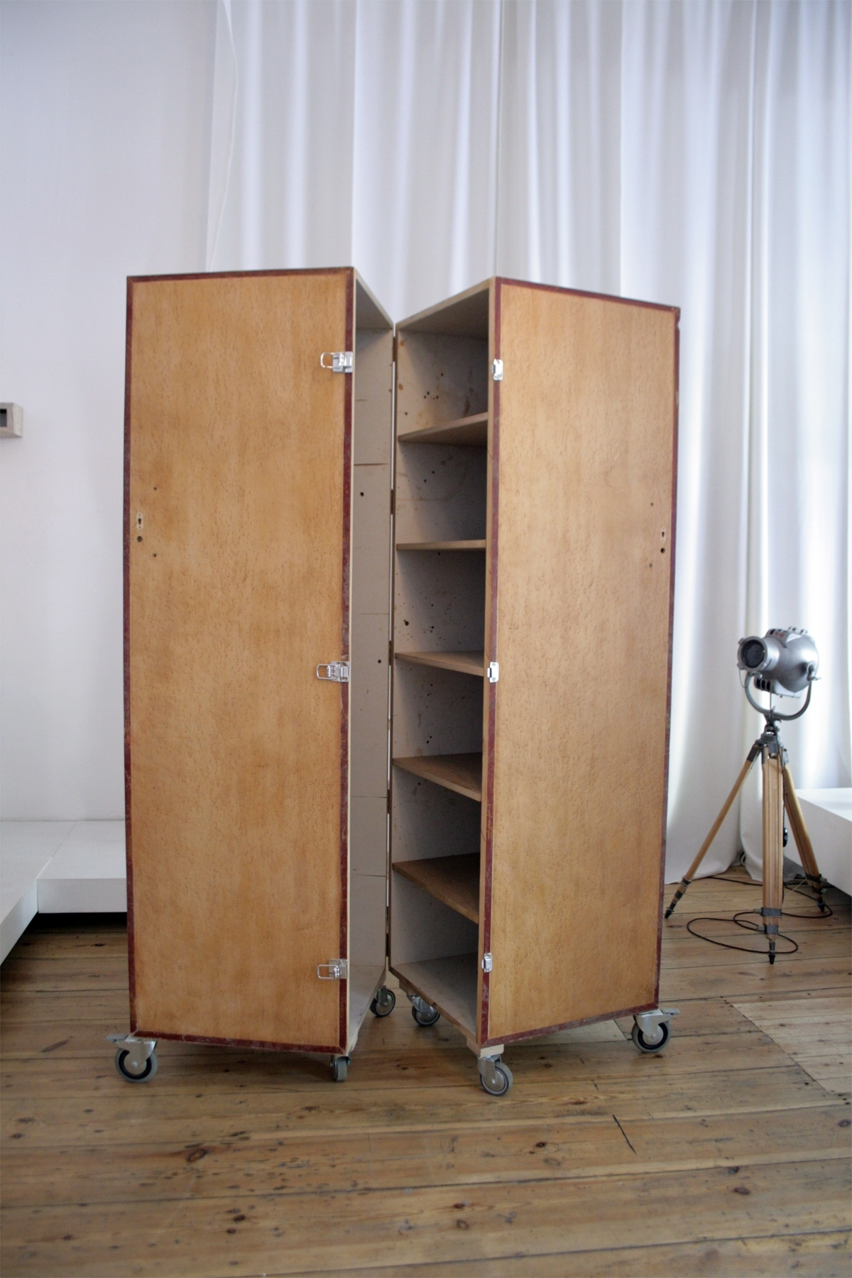 Featured Photo of Mobile Wardrobes Cabinets