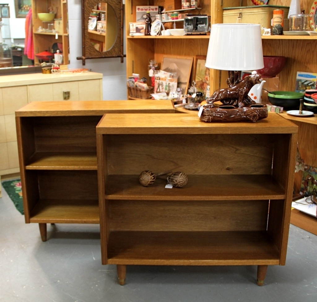 Found In Ithaca » Mid Century Bookcases (Sold) Regarding Newest Mid Century Bookcases (View 6 of 15)