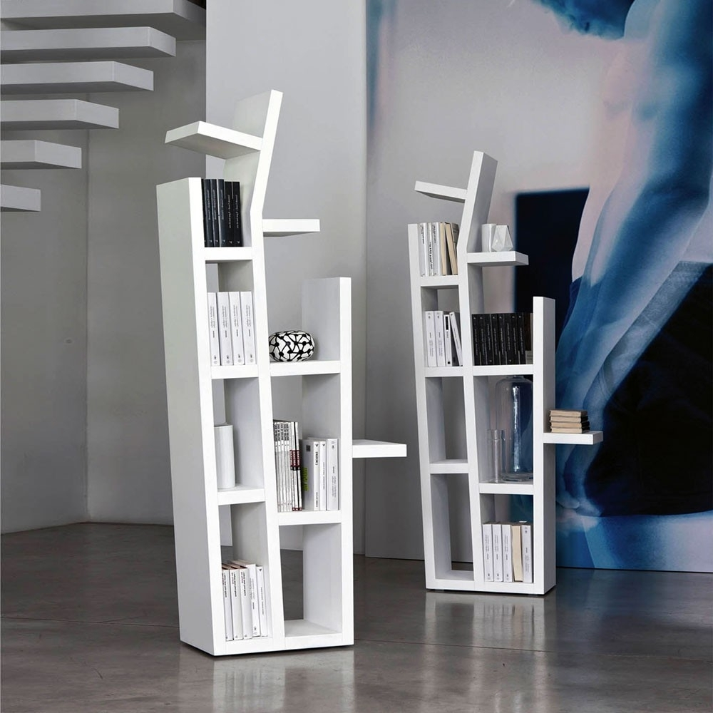 Free Standing Bookshelves Intended For Most Up To Date Free Standing Bookshelves Keeping Your Book Collections In Style (View 10 of 15)