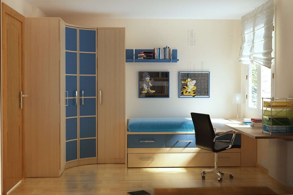 Furniture : Fantastic Furniture For Small Space Design Ideas With With Regard To Current Study Room Cupboard Design (View 3 of 15)