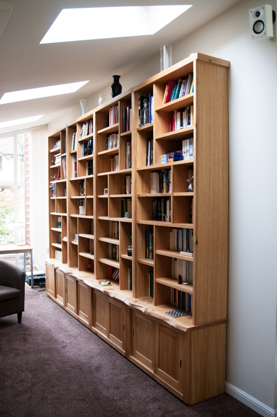 Furniture Home: Furniture Home Large Bookcases Sensational Photo For Current Large Bookcases (View 5 of 15)