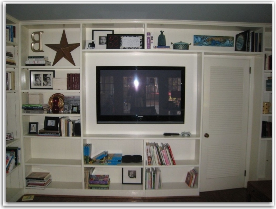 Furniture Home: Off Wayfair Rustic Wood And Metal Bookcase Or Tv Inside Well Known Tv Book Shelf (View 13 of 15)