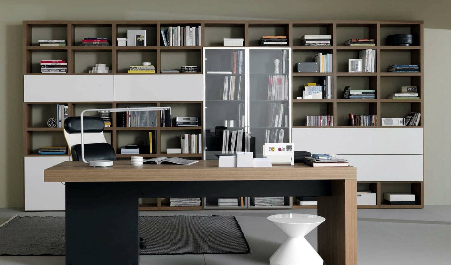 Furniture Home: Staggering Contemporary Bookcases Images Concept For Well Liked Contemporary Bookcases (View 2 of 15)