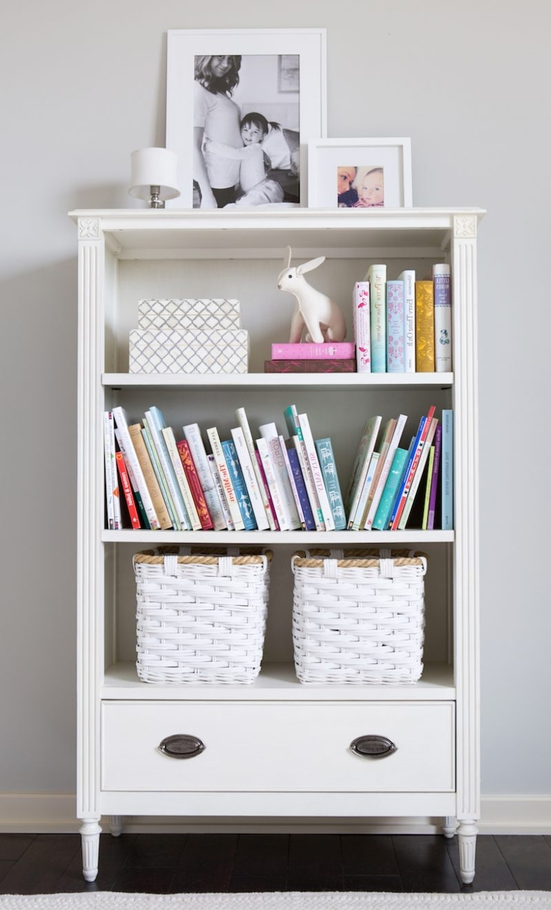Girls Bookcases Inside Current Furniture Home: Literarywondrous Girls Bookcase Picture Design (Gallery 9 of 15)