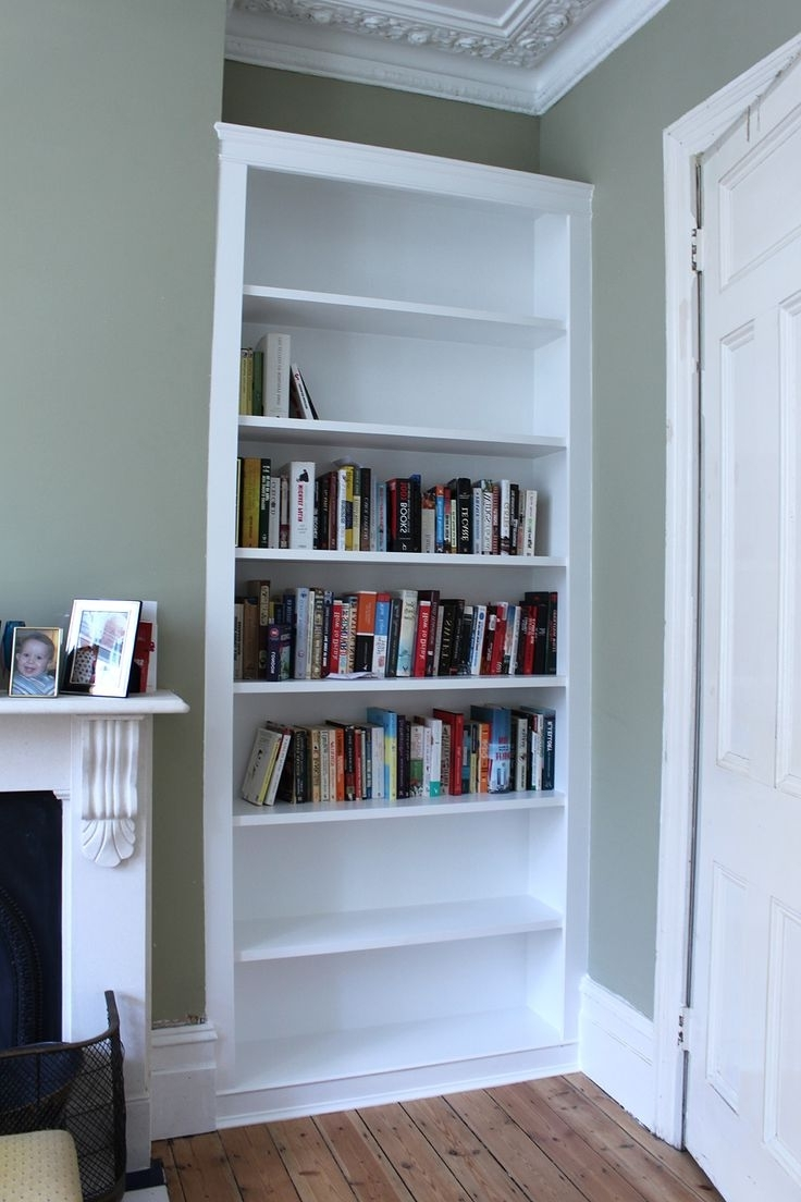 Gorgeous Shelving Furniture Fitted Shelving Fitted Alcove Floating Regarding Widely Used Fitted Shelving Systems (Gallery 9 of 15)