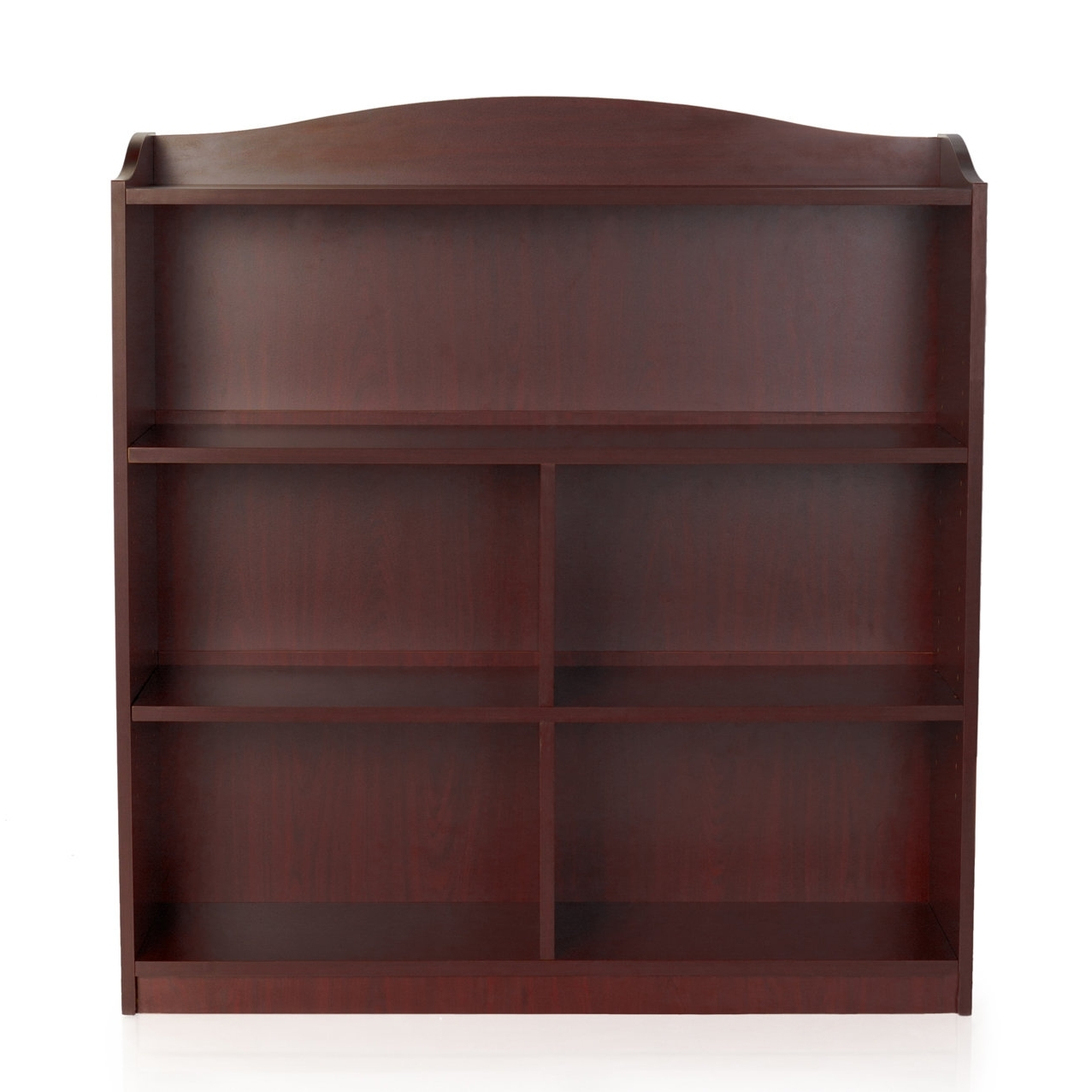 "Guidecraft 4 Shelf 36"" Bookcase & Reviews (View 7 of 15)"