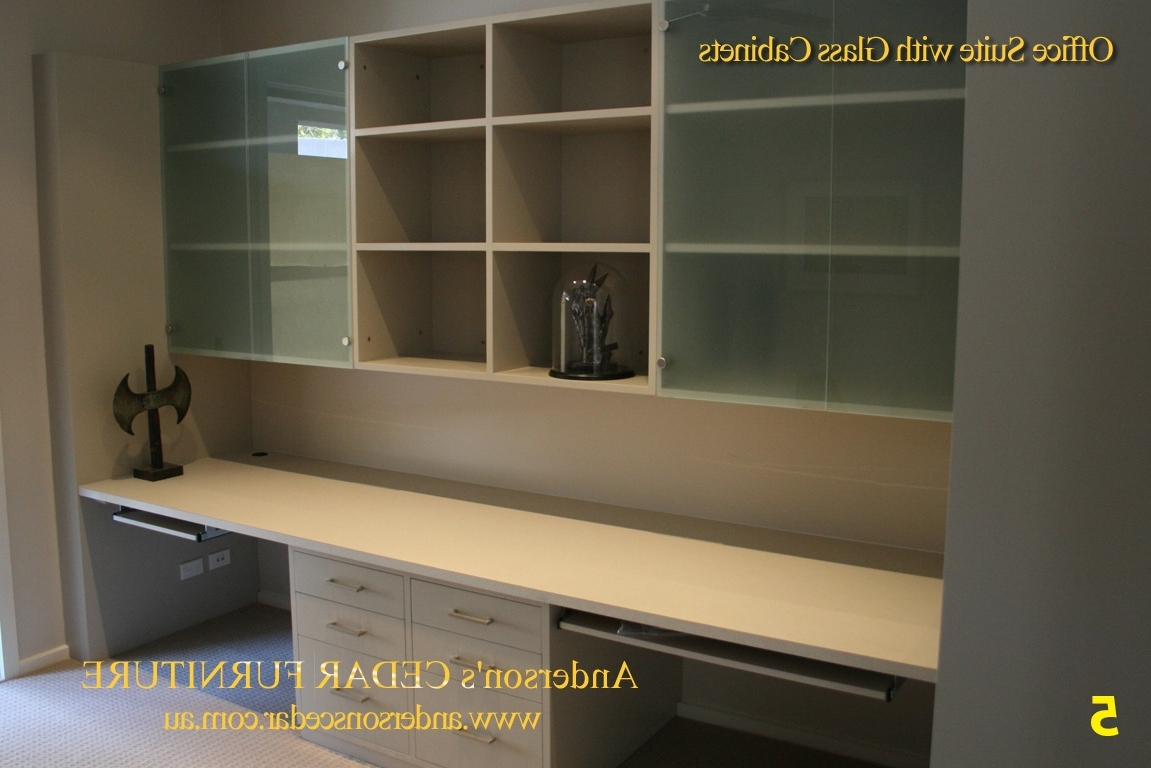Hand Made Timber Furniture In Current Study Cupboards (View 6 of 15)