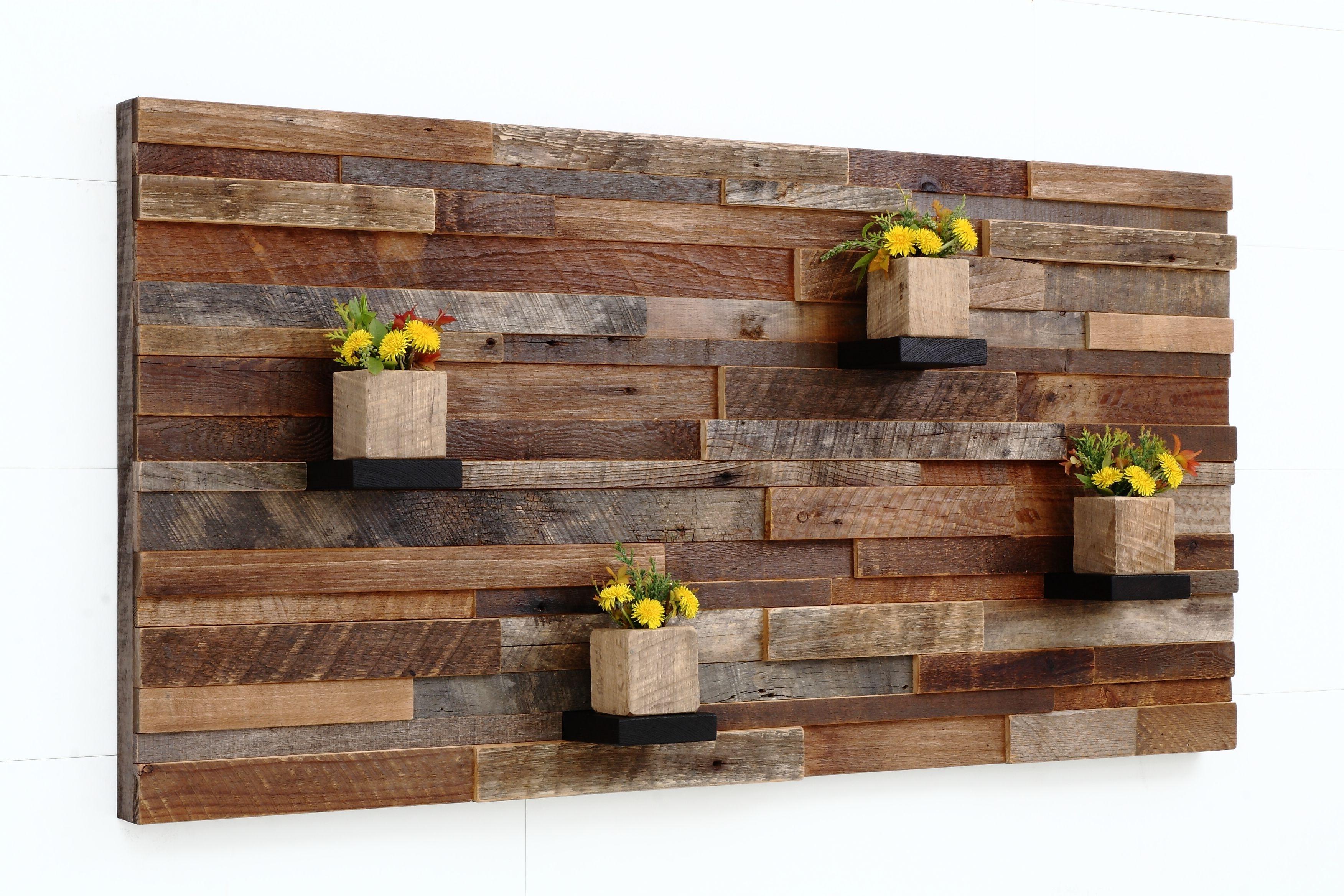 Handmade Wood Wall Art With Wood Shelves 48Carpentercraig Inside Trendy Handmade Wooden Shelves (View 6 of 15)
