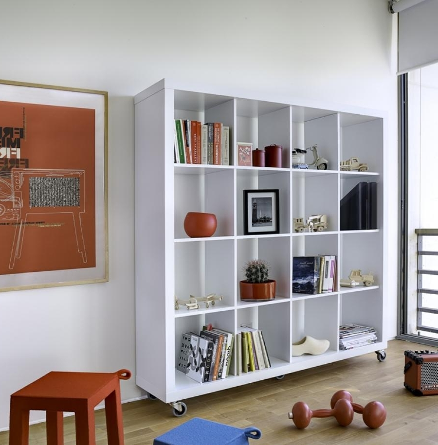 Happy Shelving Units Ideas Cool Gallery Ideas #7654 Pertaining To 2017 Painted Shelving Units (View 7 of 15)