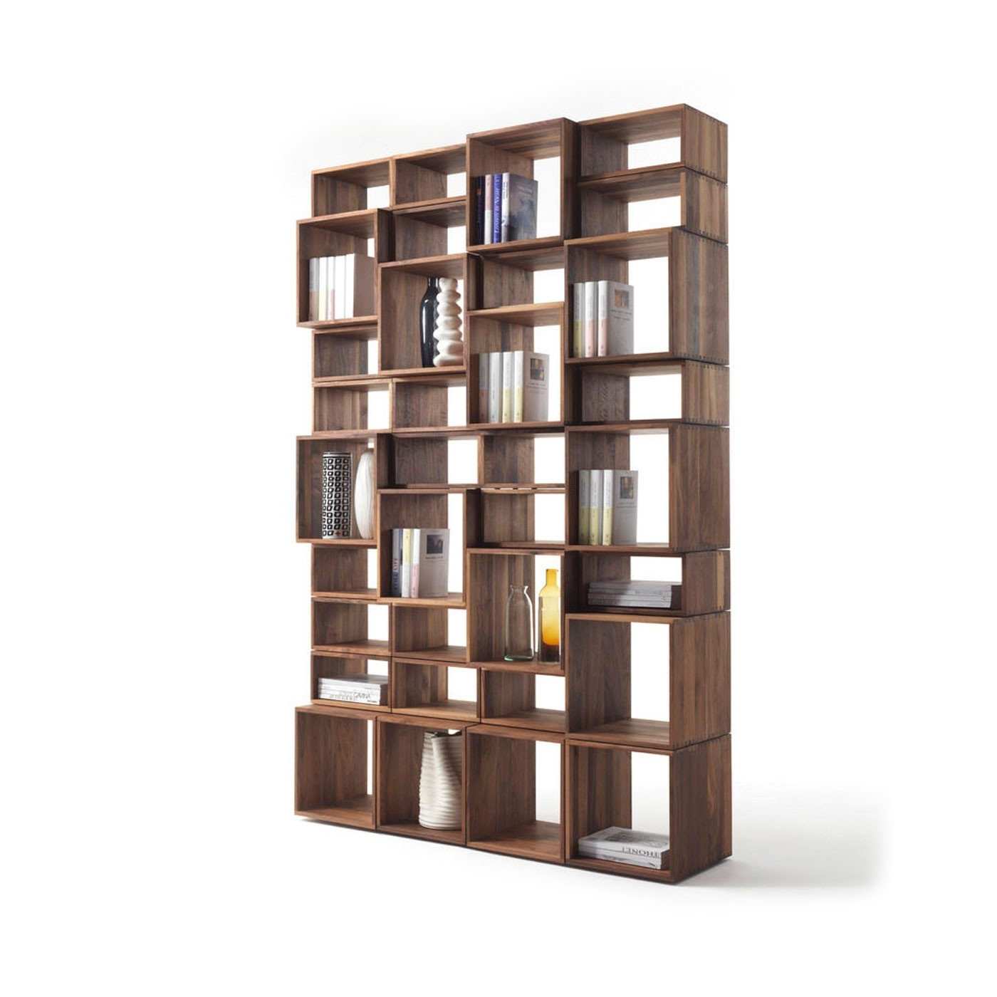 Heal's Throughout Walnut Bookcases (View 5 of 15)