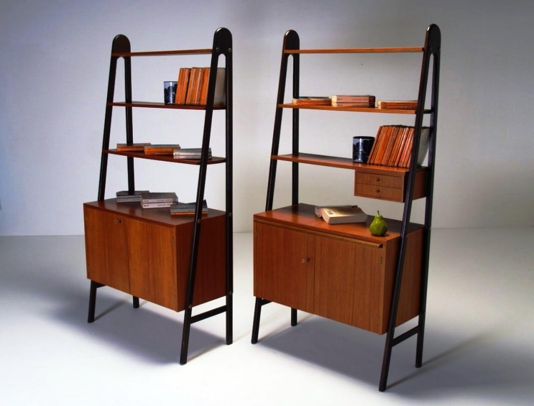 Home Design Ideas: Best 10 Mid Century Modern Bookcase Images Mid With Regard To Well Known Midcentury Bookcases (View 8 of 15)