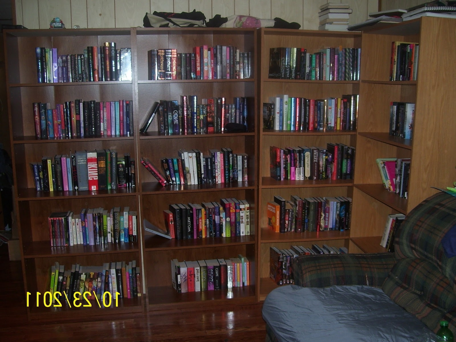 Home: Home Library Bookshelves For Newest Home Library Shelving Systems (View 6 of 15)