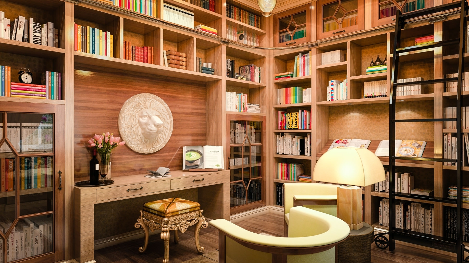 Home Library Shelving Inside Current Home Library Shelving. Latest With Home Library Shelving (View 11 of 15)