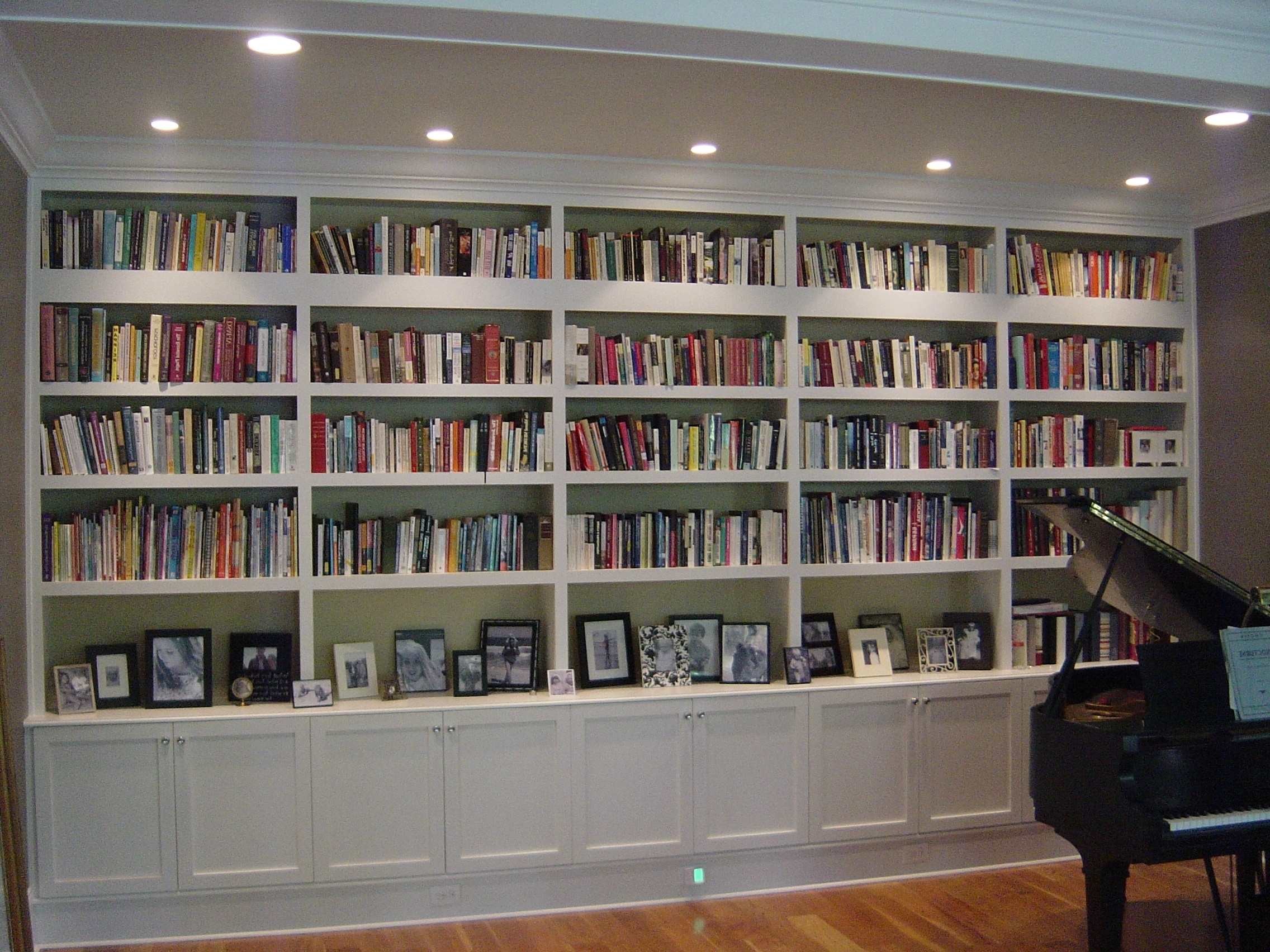 Home Library Shelving System Pertaining To Widely Used Home Library Shelving Systems • Shelves (View 10 of 15)
